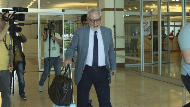 Посол Турции в Вашингтоне Сердар Кылыч, вызванный в Анкару для консультаций, возвращается в США