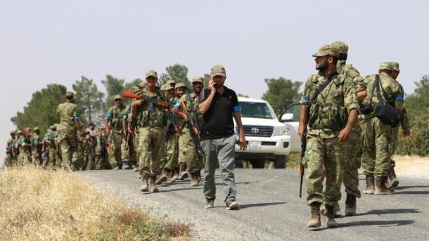 «Bouclier de l'Euphrate»: L'ASL arrache le village de Keklice à Daesh