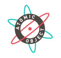 Image result for atomic object logo