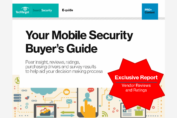 Mobile Security Meaning