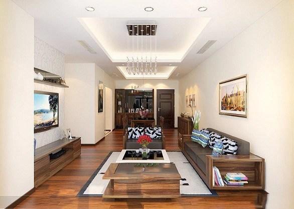 Lựa chọn sàn gỗ trong nhà ở sao cho đúng? - Ảnh 2.