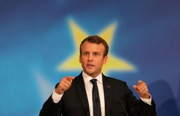 Pháp phủ nhận cáo buộc chỉ giảm thuế cho người giàu - Ảnh 1.