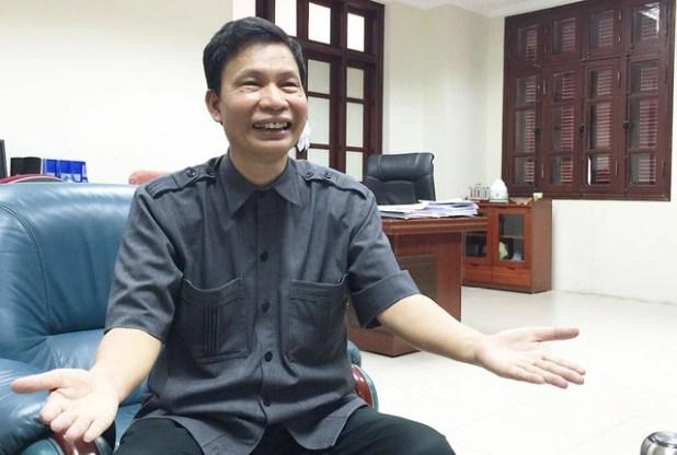 Ông Nguyễn Minh Mẫn được tổ chức họp báo sau ba lần đề nghị - Ảnh 1.
