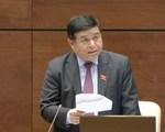 Đại biểu tranh luận với bộ trưởng về số liệu tăng trưởng GDP