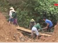 Nghệ An: 7 người chết do áp thấp nhiệt đới