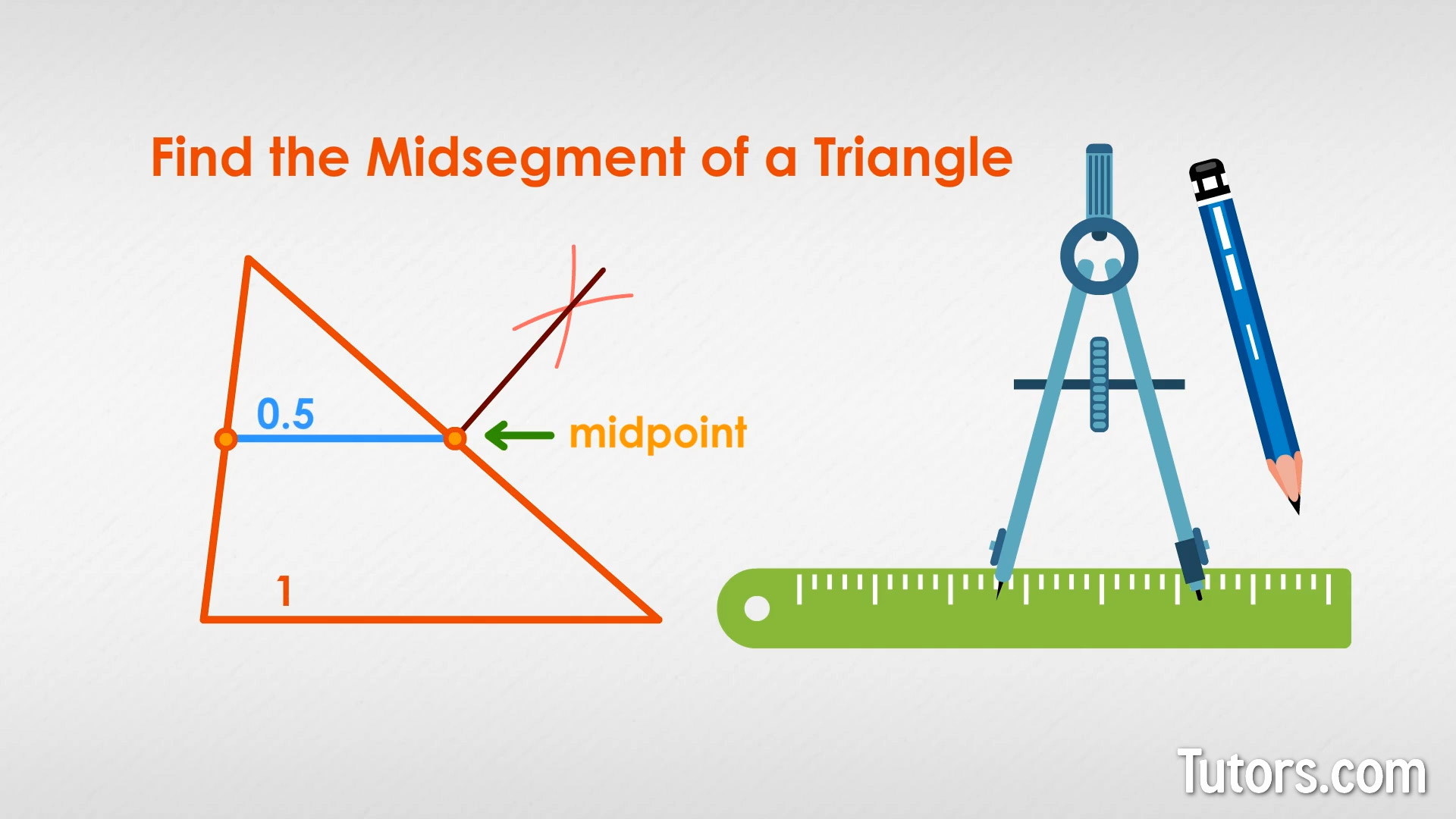 Midsegment Of A Triangle Theorem Formula Amp Video