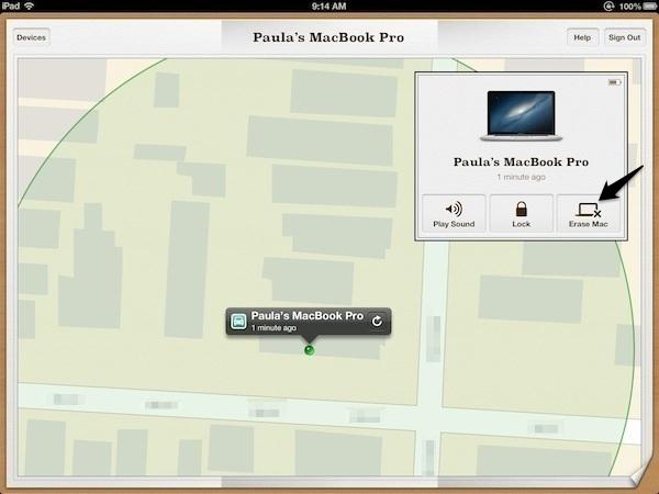 Effacez votre Mac si vous avez des informations très sensibles sur votre disque dur ou si vous pensez qu'il est peu probable que vous récupérerez votre Mac.