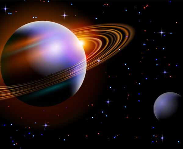 Create a Vector Space Composition in Illustrator In this tutorial  you will learn how to create a vector space composition  featuring the planet Saturn  We ll use simple shapes  various Blending  Modes
