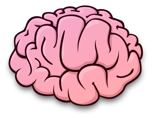 How To Illustrate A Brain Icon For OSX And Vista