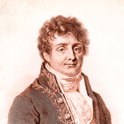 Joseph Fourier, image released into the public domain by its author, Bunzil