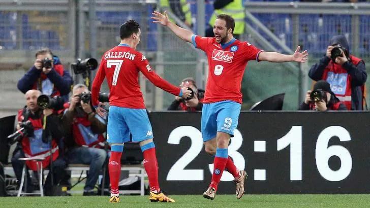 Diretta Lazio-Napoli: 0-2
