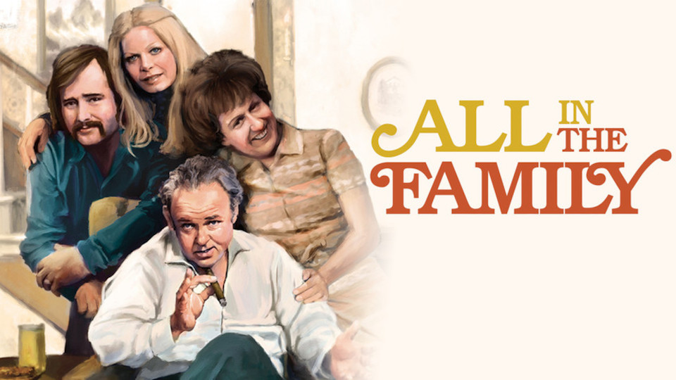 Image result for all in the family tv show