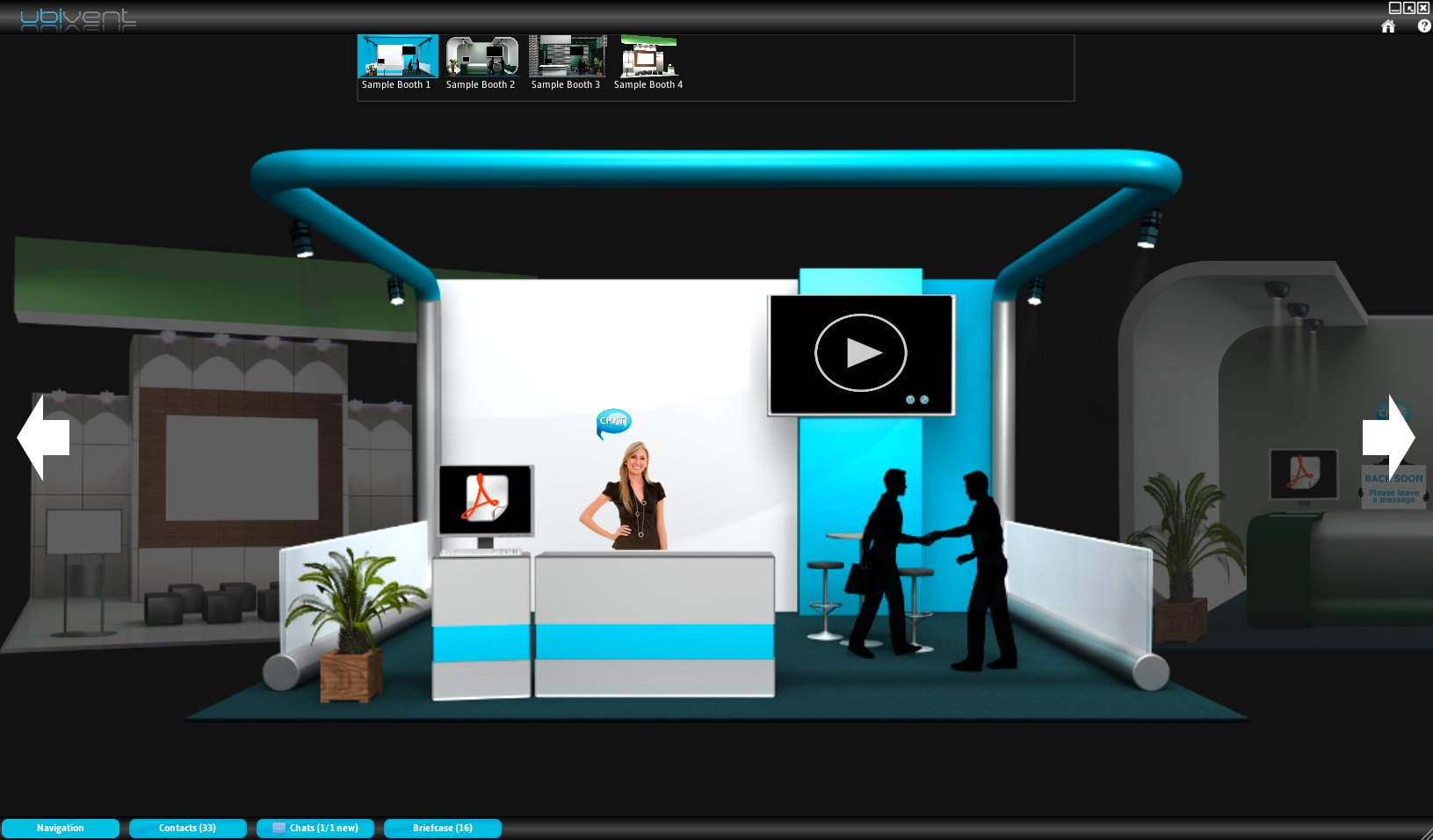 triesikstie virtual meeting room