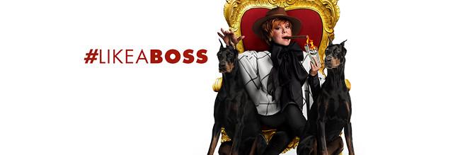 Grafik: The Boss