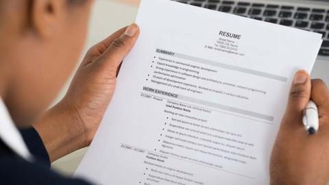 Freshman Resume Sample Utsa University Career Center