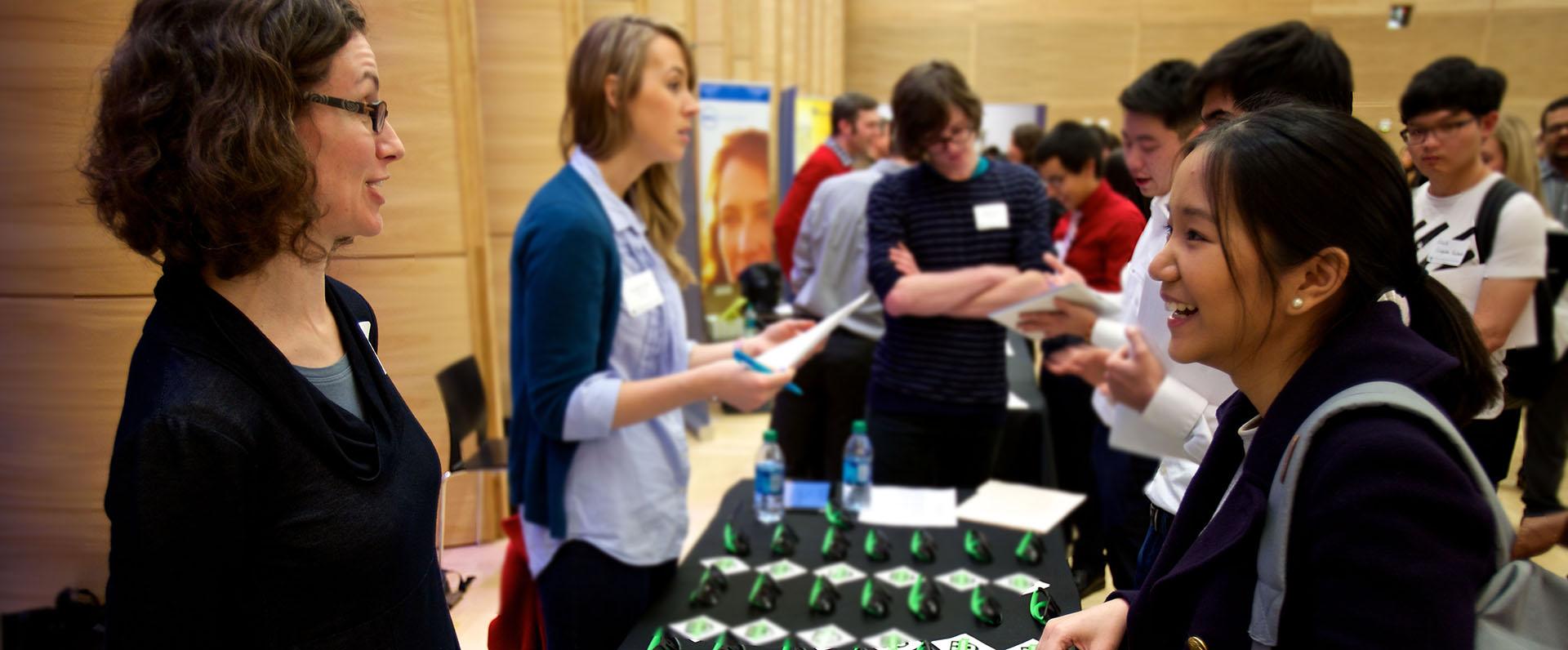 Human Centered Design And Engineering Career Fair Career