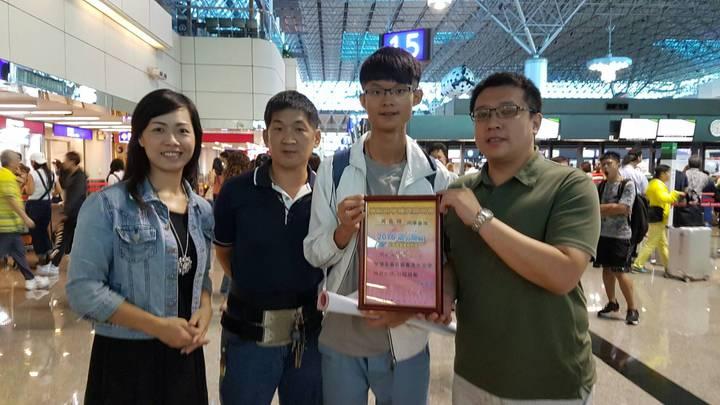 低收戶學生周昌輝上進 免費菲律賓遊學3周 | 綜合 | 聯合影音