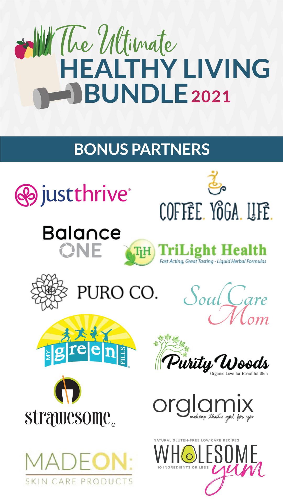 Ultimate Healthy Living Bundle 2021