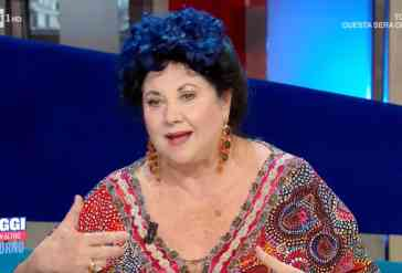 Il matrimonio di Marisa Laurito durato tre mesi ma Arbore e De Crescenzo l'avevano avvisata