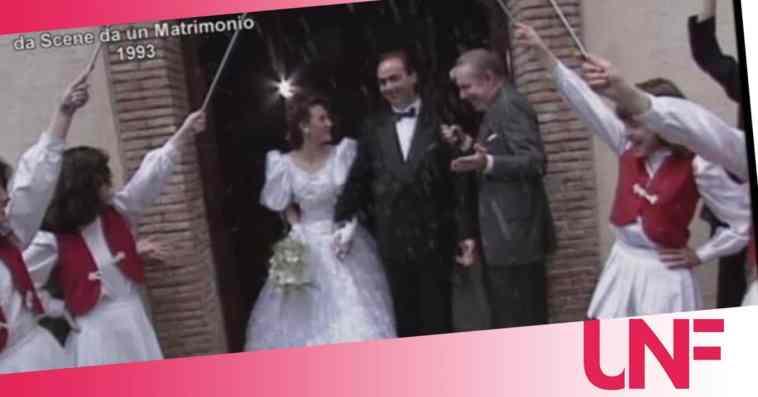 Davide Mengacci boccia Anna Tatangelo per Scene da un matrimonio: meglio la d'Urso