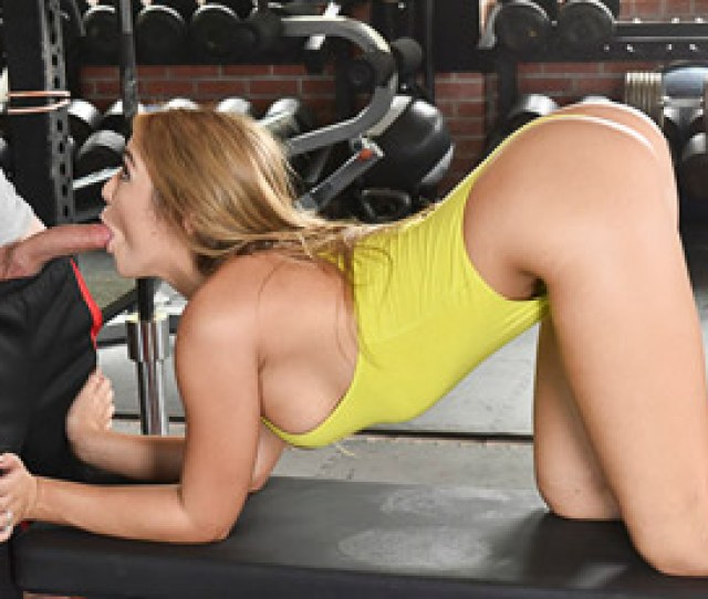 Blair Williams Hot Gym Sex