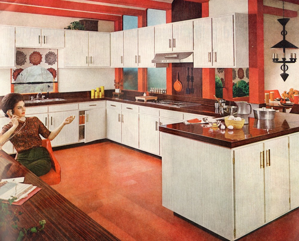 1950 s kitchens ideas. 50s inspiration tickle me vintage. split ...
