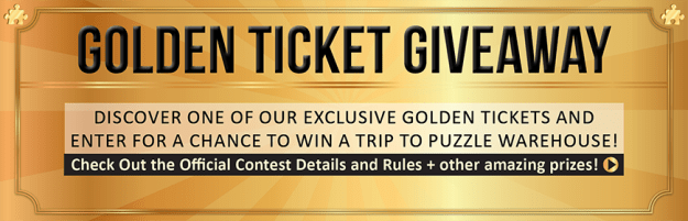 Golden Giveaway