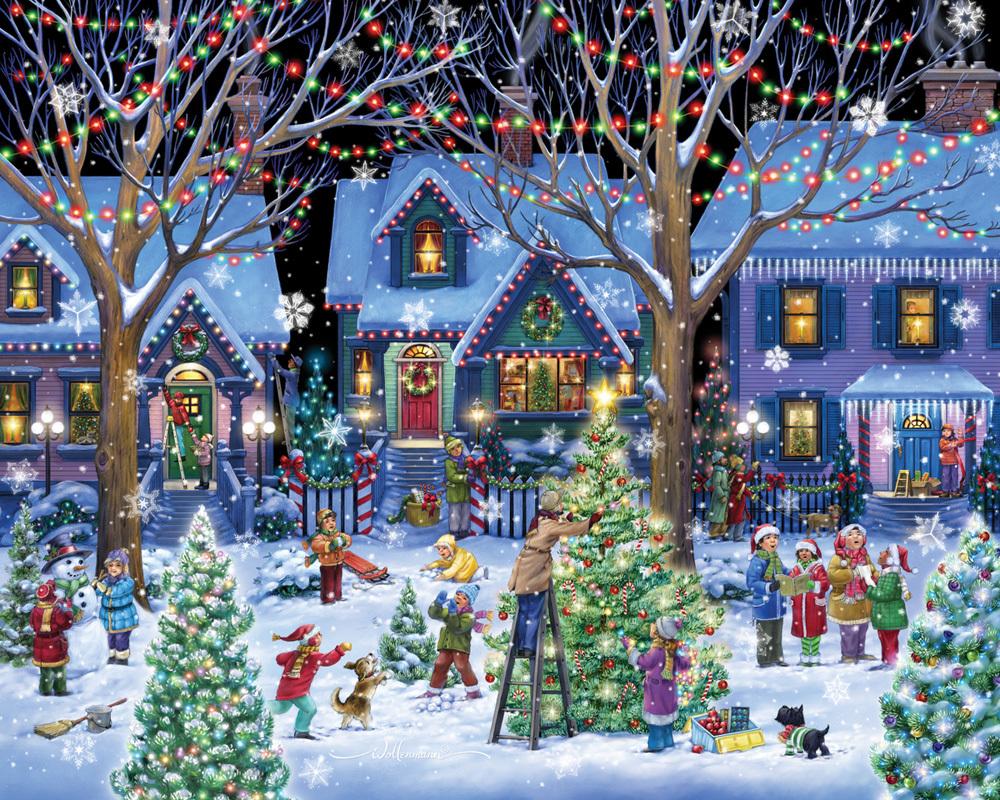 Christmas Cheer Jigsaw Puzzle