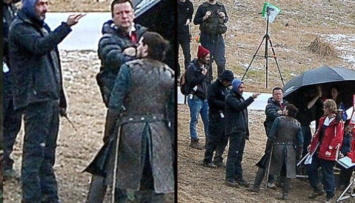 UNILADs Pictures From Game Of Thrones Filming May Show How Jon Snow Is Still Alive image