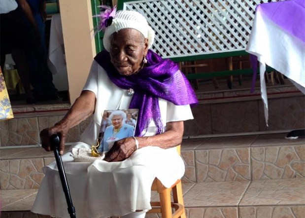 Jamaican Woman Who Survived Slavery Becomes Worlds Oldest Person violet mosse brown