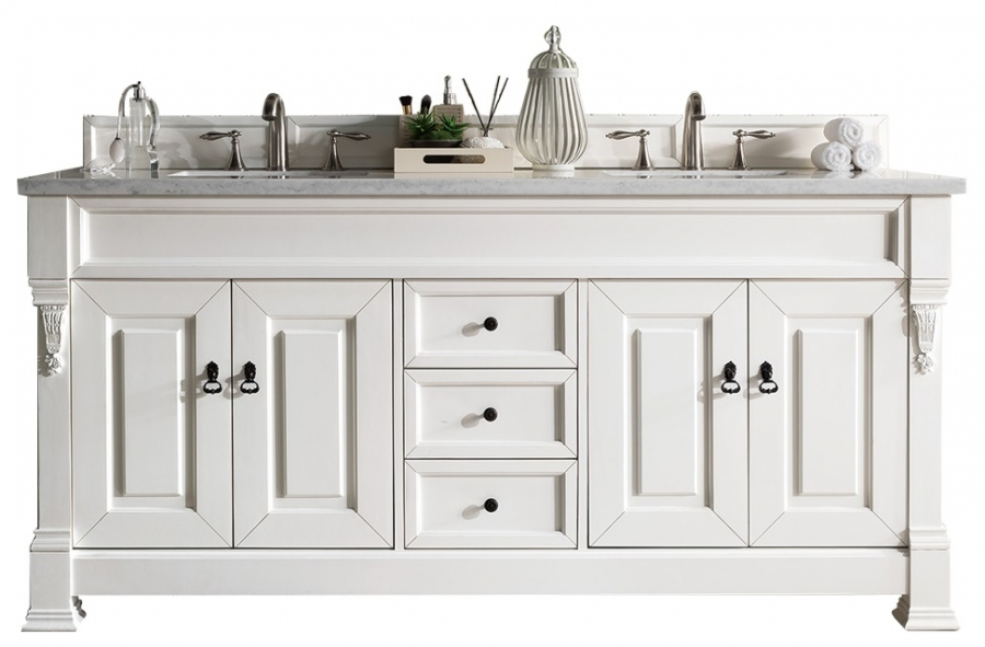 72 inch double sink bathroom vanity custom options