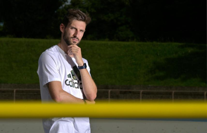 Loïc Gasch, Swiss high jump record holder, sets a new direction for his career.