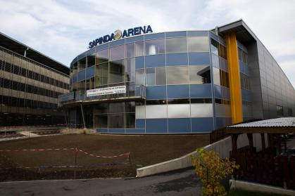 Sports activities infrastructure: communes donate one million to keep Geneva curling