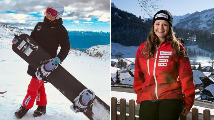 Keine Rennen für Muriel Jost (links) und Sina Siegenthaler.