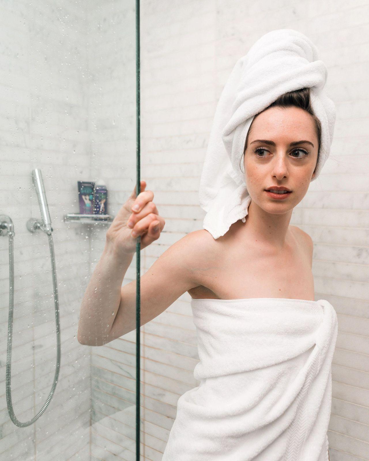 il vaut mieux se doucher le soir