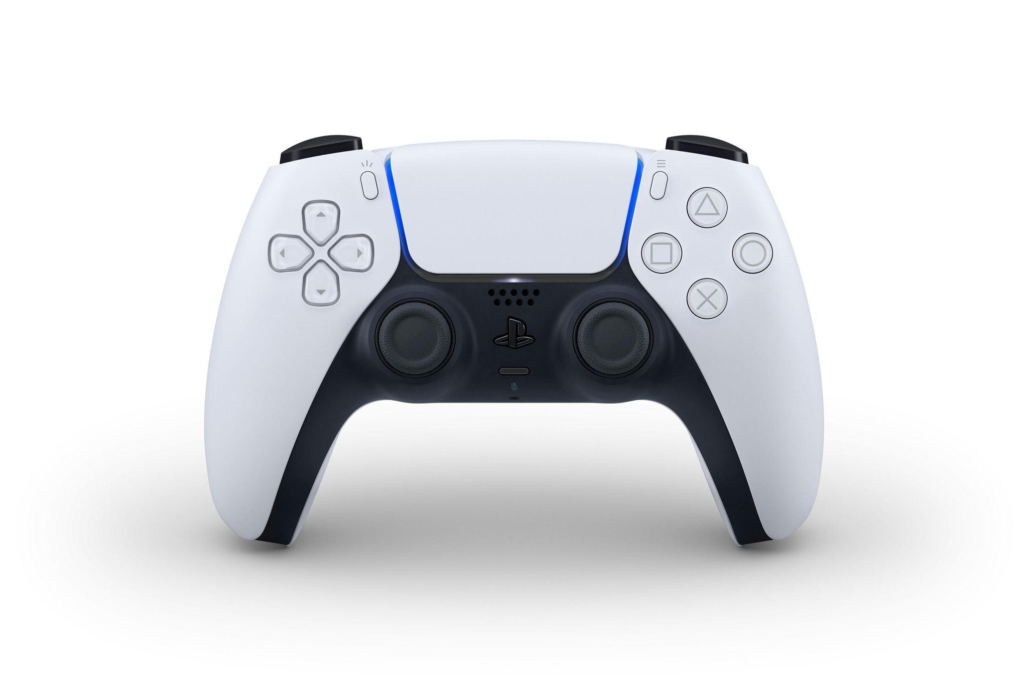 Sony unveiled the PS5 DualSense controller last April.