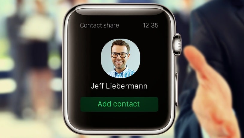 How to Add or Remove Contacts on Apple Watch