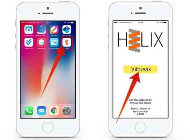 """نتيجة بحث الصور عن H3lix Jailbreak"""""""