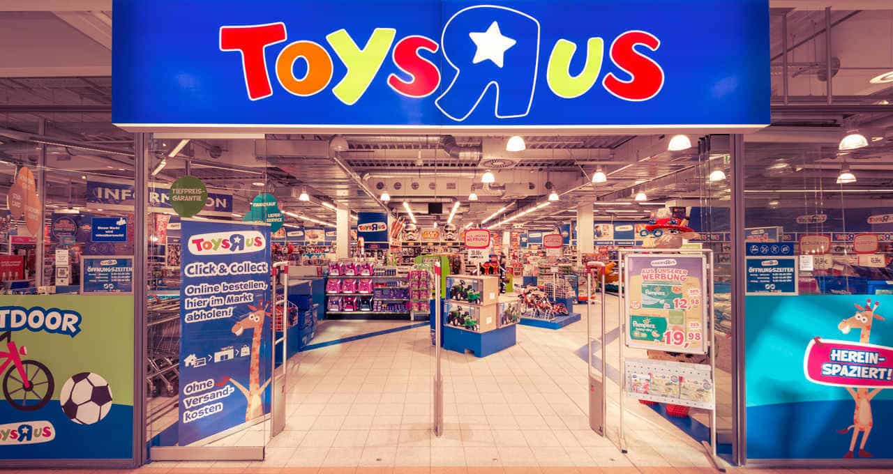 美國Toys 'R' Us申請破產保護 香港玩具反斗城不受影響 - 香港 unwire.hk