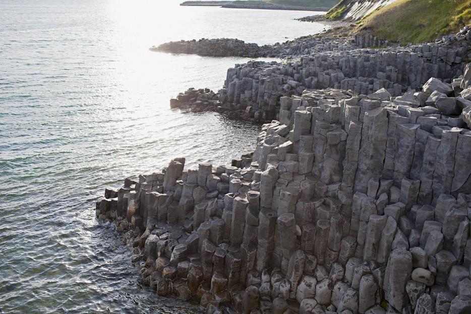 11 - Columnar Basalt