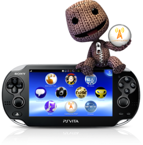 PlayStation    Vita Connects Players Through Games   PS Vita News PlayStation    Vita System was built for today s connected world  The portable  entertainment system supports Wi Fi in both iterations and AT T 3G with the