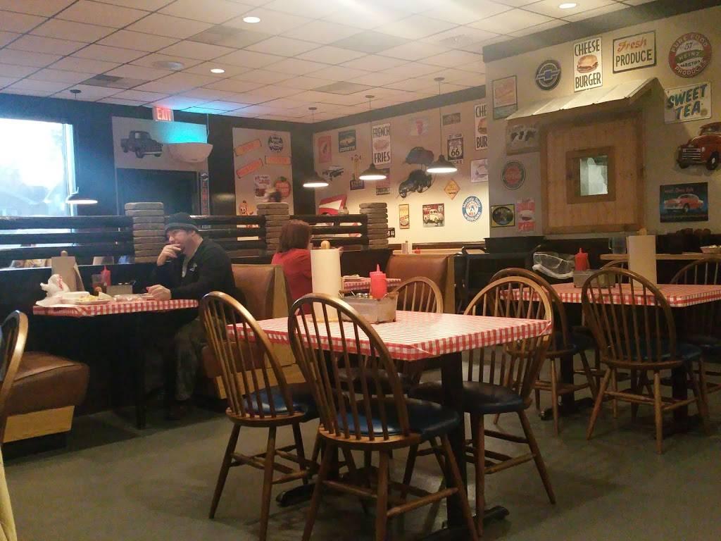 China Grove Family House Restaurant South 216 S Main St China