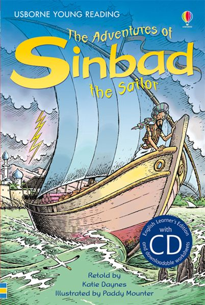 The Adventures Of Sinbad The Sailor At Usborne Children