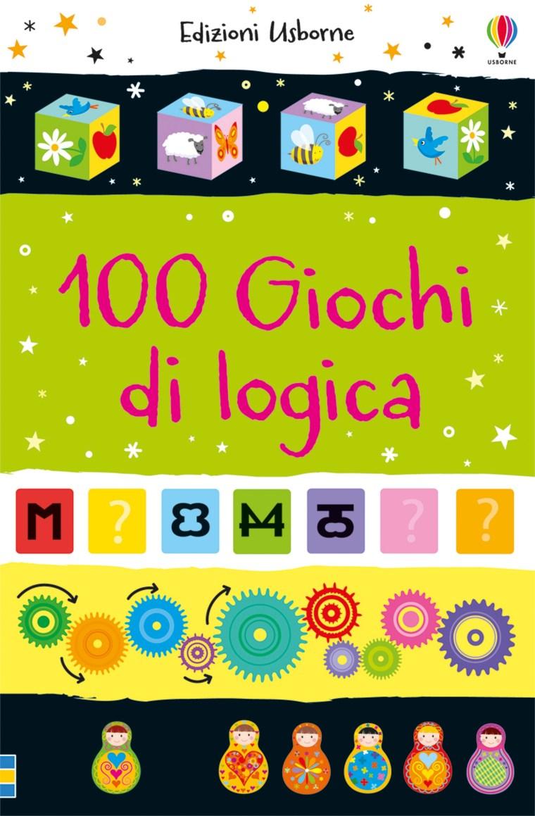 100 Giochi Di Logica A Libri Usborne Per Bambini