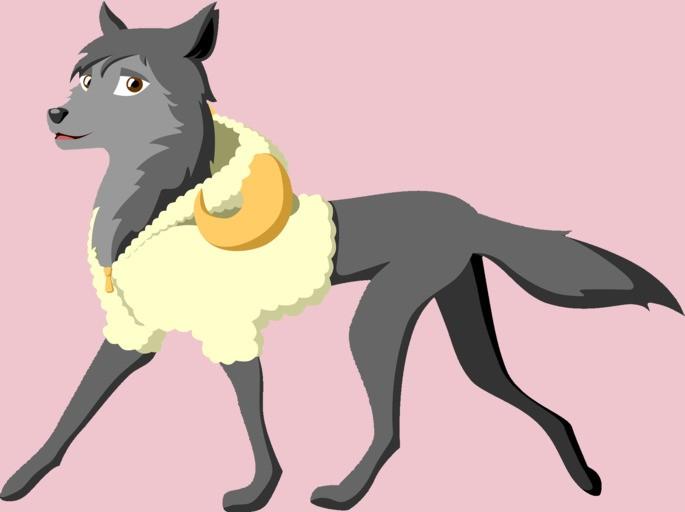 волк в овечье шкуре фразеологизм