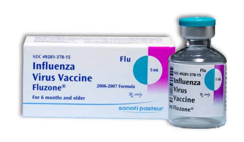 Influenza (Fluzone) Intradermal - Vaccine Ingredients