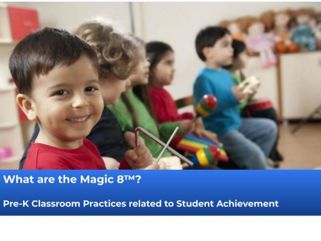 About the Magic 8™ Classroom Practices | Metro Nashville