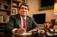 Chancellor Nicholas S. Zeppos (Daniel Dubois/Vanderbilt)