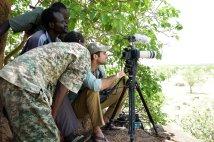 Ryan Boyette and his team recorded atrocities through Nuba Reports.