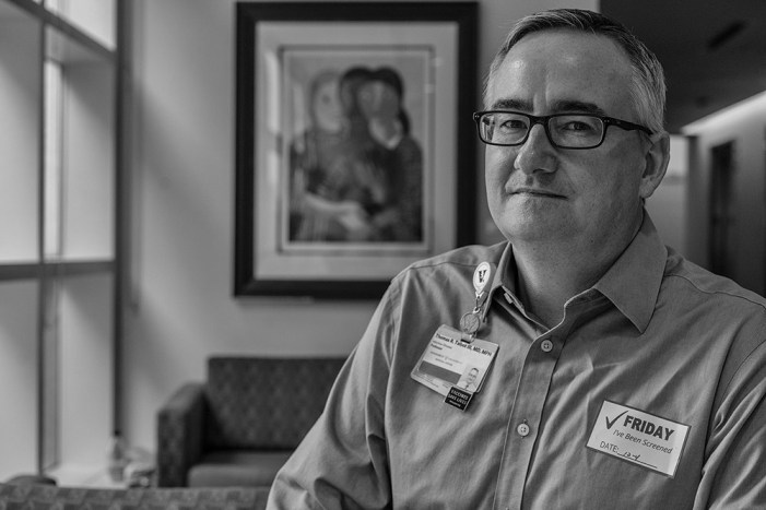 Dr. Tom Talbot, MD'96, MPH'03